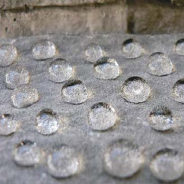 WSI – hydrophobic & water repellent impregnation